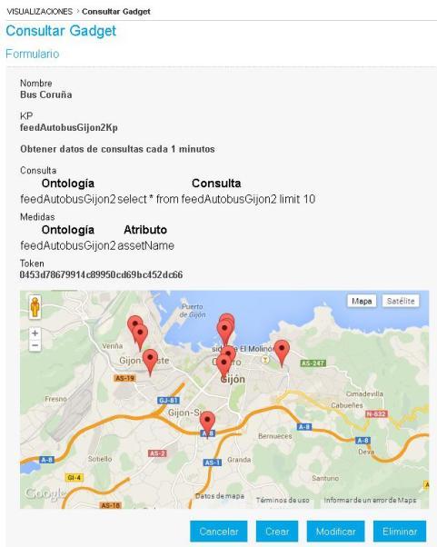 ejemplo gadget mapa